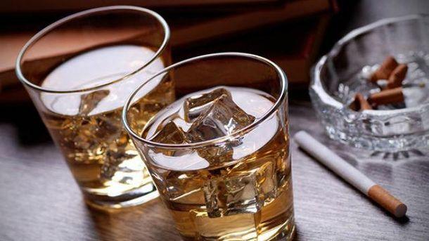 Алкоголь подорожчає, приблизно на 10 гривень