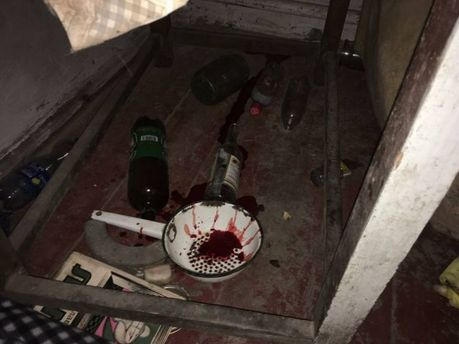 Вбивство в Овдіополі