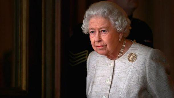Королеву уже долгое время не видели на людях