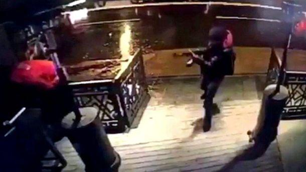 Стрілець діяв сам