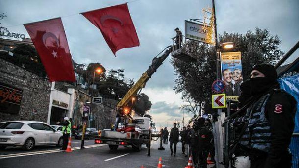 Українці не постраждали у теракті в Стамбулі