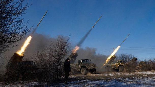Террористы обстреляли Талаковку из противотанковых комплексов