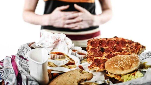 Як впоратися із переїданням