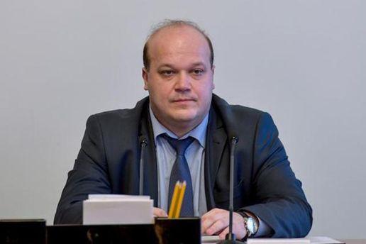 Валерій Чалий