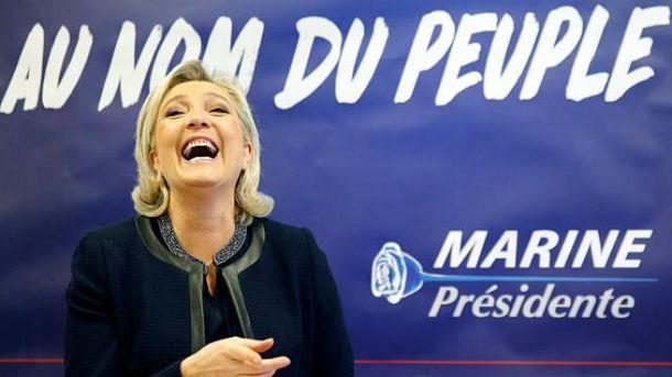 Марін Ле Пен може стати нев'їзною