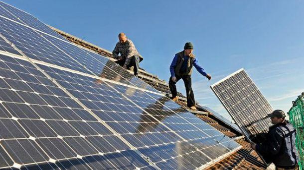 Солнечная электроэнергия стала доступней для украинцев