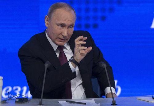 Володимир Путін