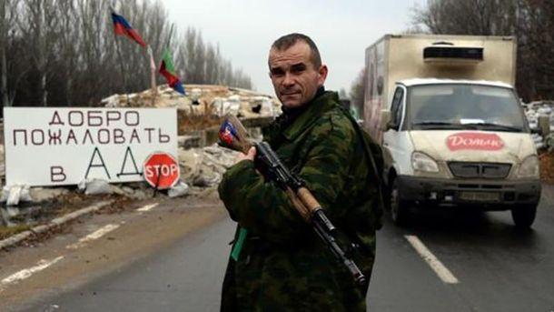 Терористи не припиняють обстрілювати Донбас