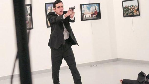 Мевлют Алтинташ в момент убийства