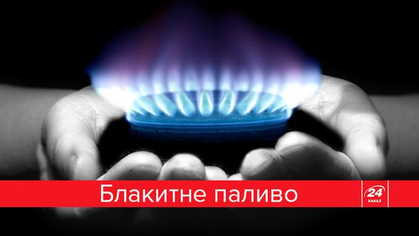 Як змінювався рівень споживання природного газу за останні 3 роки