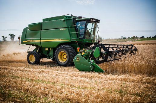 Украина бьет все зерновые рекорды
