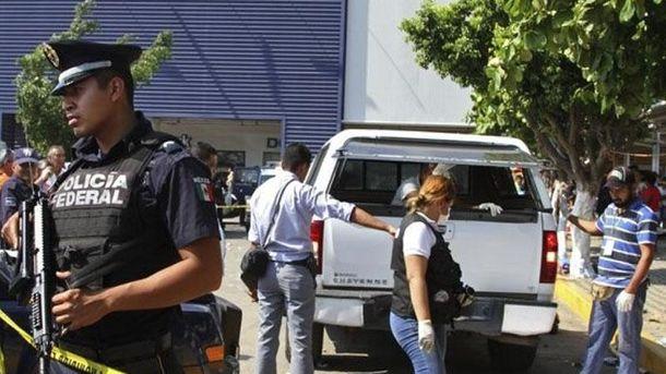 Стрельба в Акапулько