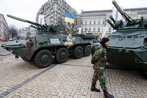 Українські БТРи