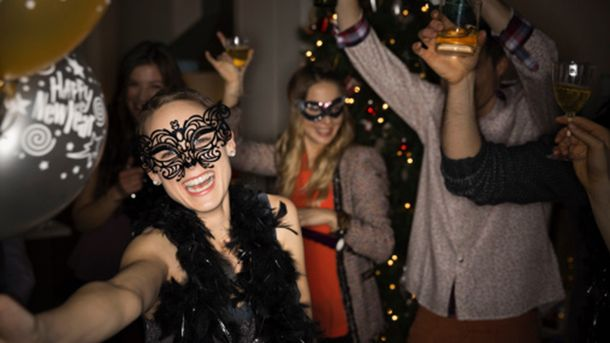 Праздничная вечеринка