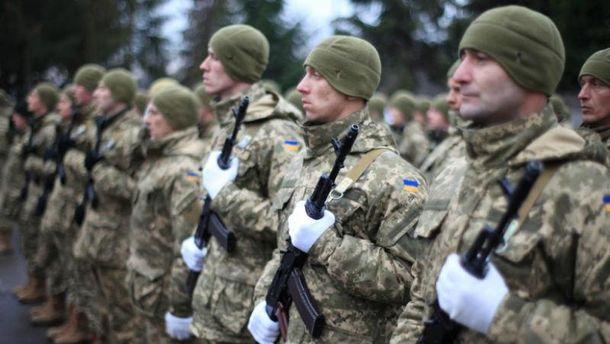 ВСУ пополнят 4 тысячи офицеров запаса