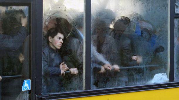 Пригородный транспорт в Киеве подорожал