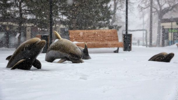 Негода в Одесі