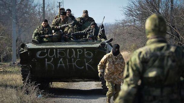 Российские военные симулируют заболевание, чтобы избежать командировок на Донбасс