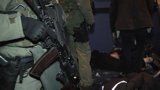 Поліції вдалося затримати групу зухвалих нападників