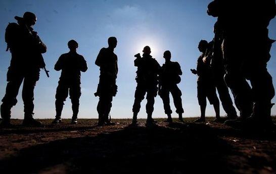 Воины на передовой защищают Украину от хаоса и войны