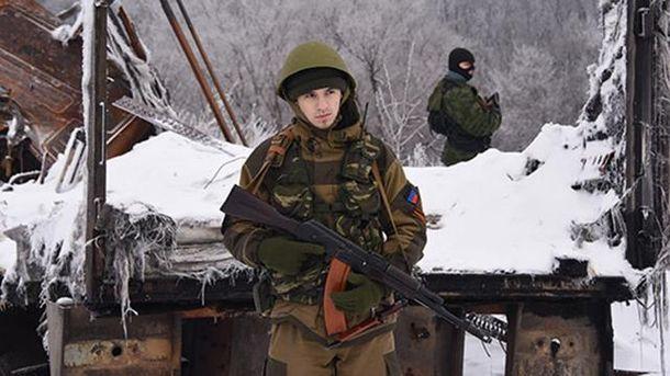 Бойовики поранили двох українських військових 6 січня