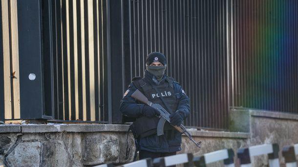 Турецький поліцейський
