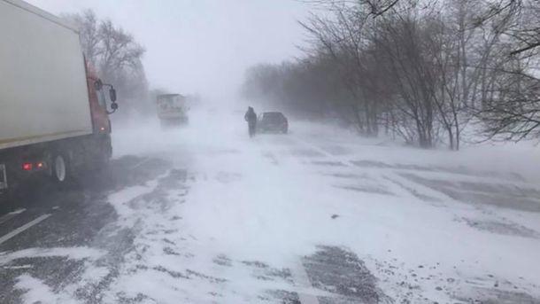 Негода наробила немало лиха на Одещині