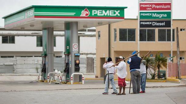 В Мексике акции протеста из-за повышения цен на горючее