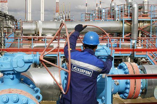Газопровод России