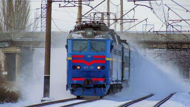 Поїзда мчать, але запізнюються