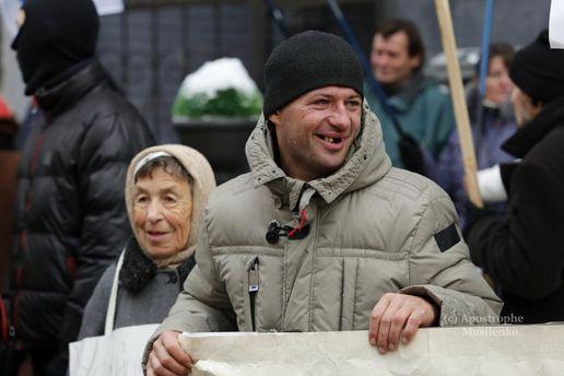 Москва хоче мобілізувати тих, хто підтримує колишніх