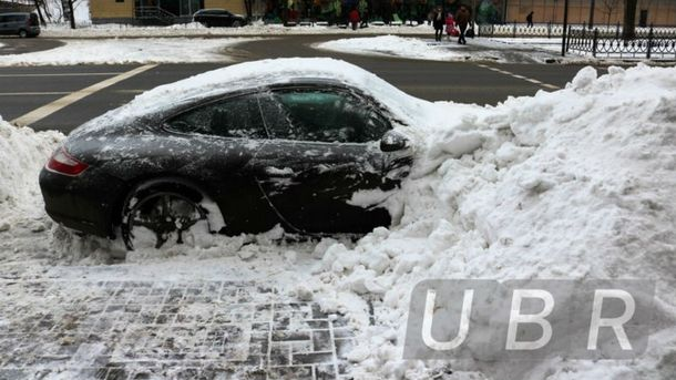 Инцидент произошел на бульваре Леси Украинки
