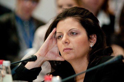 Маргарита Симоньян, головний редактор RT