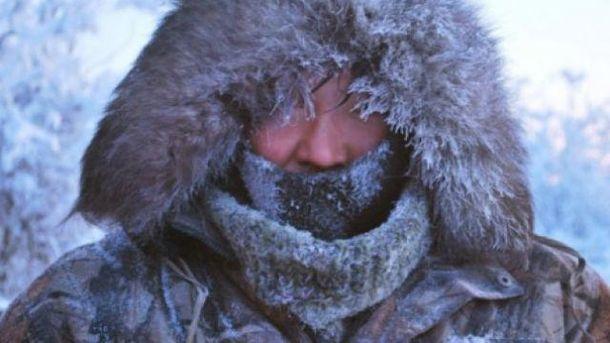 Морози бутуть трохи слабші, ніж на початку січня