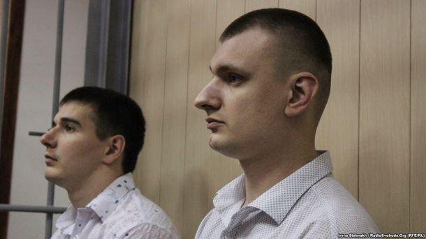 Аброськін та Зінченко на лаві підсудних