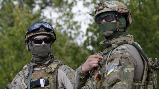 Бойцы Сил специальных операций