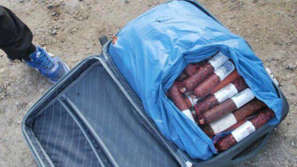 140 килограммов колбасы перевозили с нарушениями