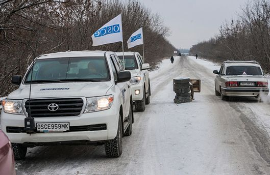 Миссия ОБСЕ на Донбассе