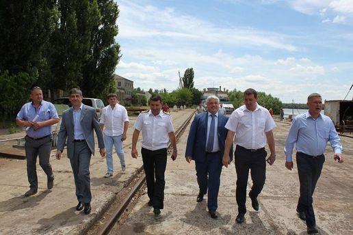Адміністрація морських портів України