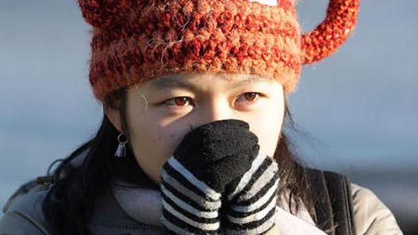 Носите шапку зимой