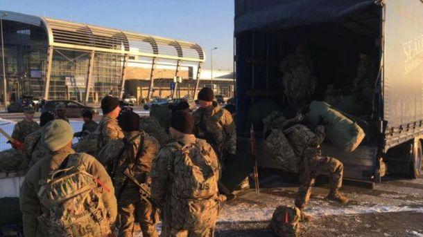 Американские солдаты прибыли в Польшу