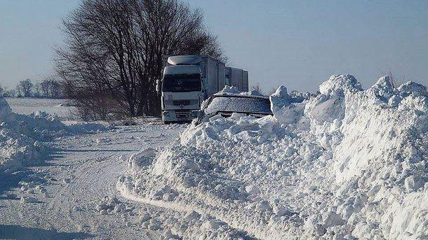 Так виглядають дороги в Одеській області