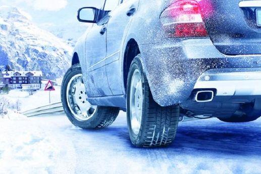 Один из вариантов завести машину в мороз –