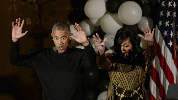 Танці Мішель Обами