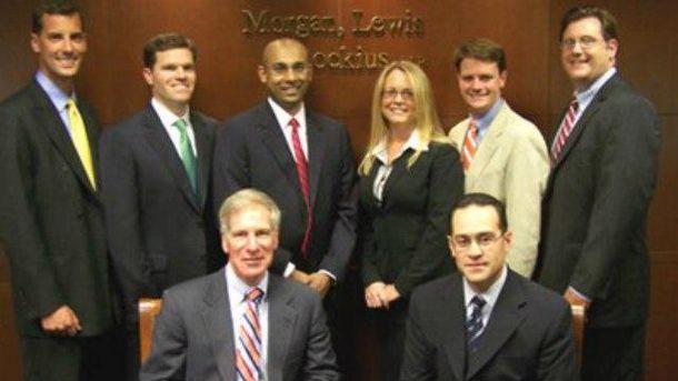 Юристы из Morgan, Lewis & Bockius