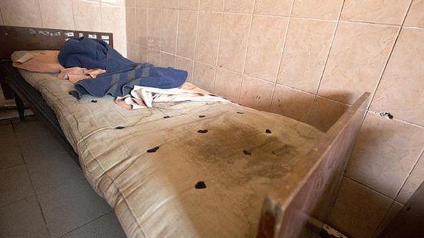 Пацієнтів утримують в умовах, наближених до тортур