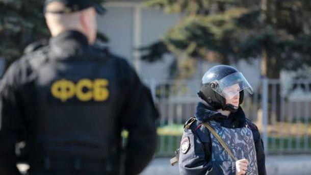 В Крыму задержали украинского активиста