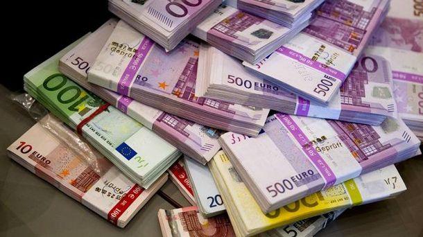 Евро преодолевает психологическую отметку