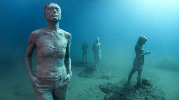 Підводний музей