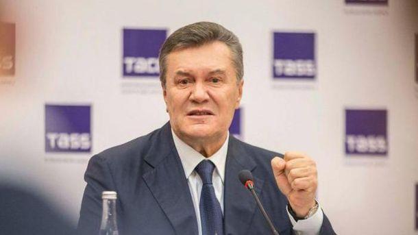 Матиос рассказал, когда можно ожидать приговор суда о госизмене Януковича